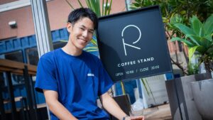 R COFFEE STAND