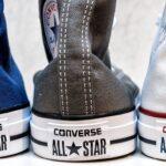 """【高重量】なぜ筋トレ上級者は""""コンバース""""の靴をトレーニング中に履くのか?その意味について解説!"""