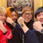 【超高額】東海オンエアのメンバーが愛用している高級腕時計について紹介します!